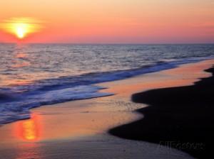 spiaggia-al-tramonto